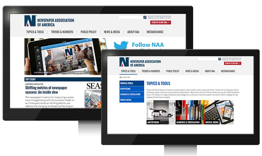 National Newspaper Association Case Study