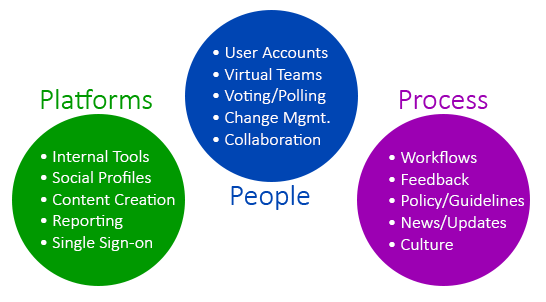 Social Intranet: People, Platforms and Process